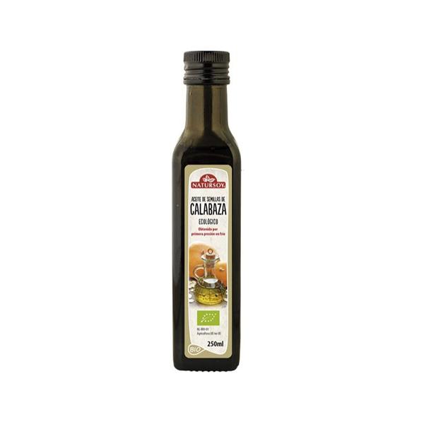 Aceite semillas calabaza 250ml