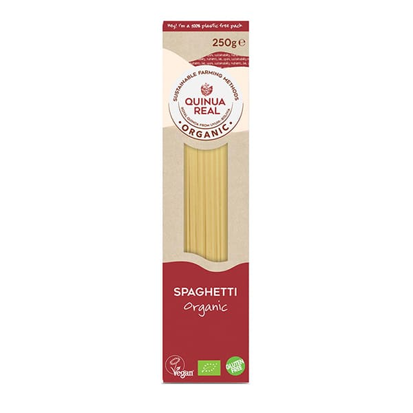 Espaguetis arroz/quinoa sin gluten 250g