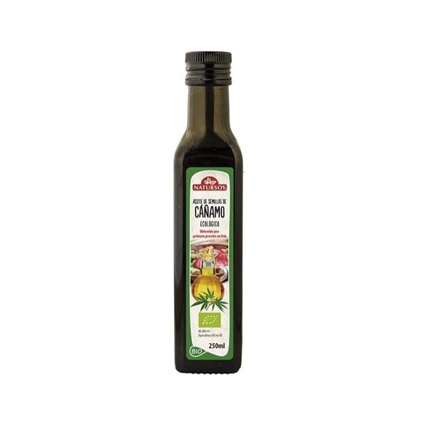 Aceite de semillas de cáñamo 250ml ECO