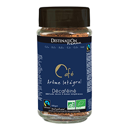 Cafe soluble Descafe ECO
