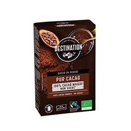 Cacao pur sin azucar ECO