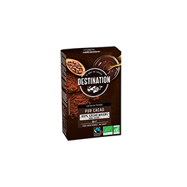 Cacao puro sin azúcar 250g