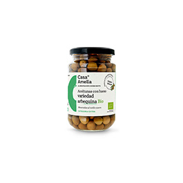 Olives arbequines 220g ECO