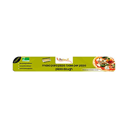 Masa fresca pizza 260g ECO