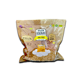 Pan de molde sin gluten 360g