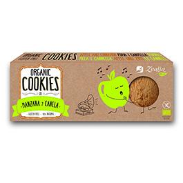 Cookies poma-canyella sense gluten 135g