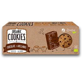 Cookies s/g choco-av ECO