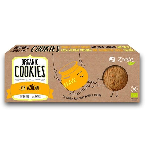 Cookies con ágave s/gluten ECO