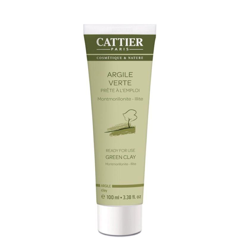 Arcilla verde Cattier 100g ECO
