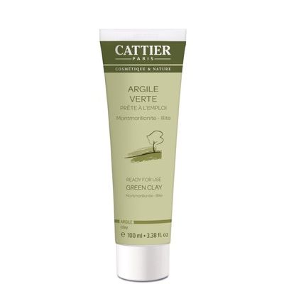 Arcilla verde Cattie