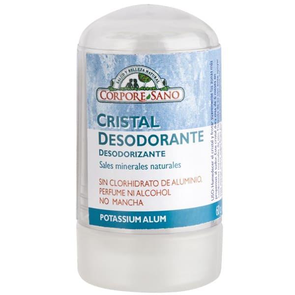 Desodorante mineral 60g