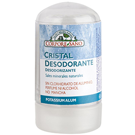 Desodorante mineral 60g