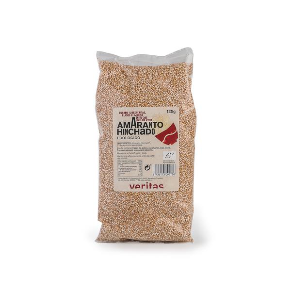 Amaranto inflat 125g ECO