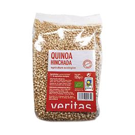 Quinoa inflada 125g