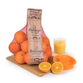 Naranja zumo bolsa 3 kgs
