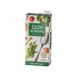 Caldo de verduras 1l