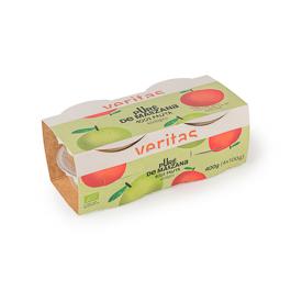 Puré de manzana 4x100g ECO
