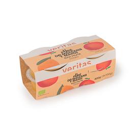 Puré de manzana y mango 4x100g