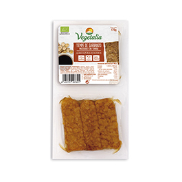 Tempe de garbanzo macerado 170g ECO