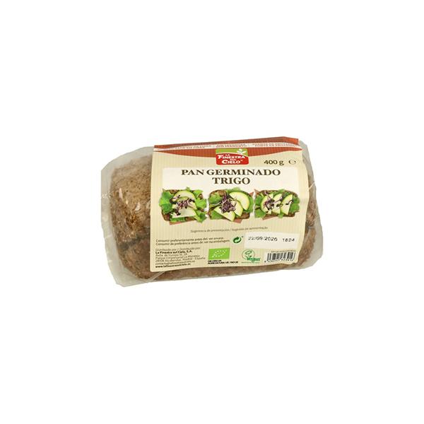 Pan germinado de trigo 400g ECO