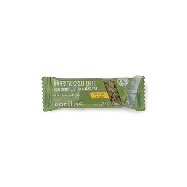 Barrita semillas de calabaza ECO