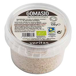 Gomasio 120g ECO