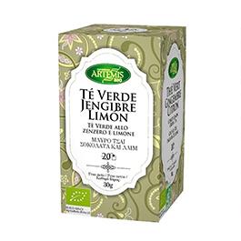 Te verde jengi/limón Art 20b ECO