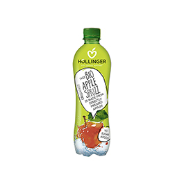 Refresco manzana con gas 500ml