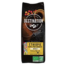 Café Moka Etiopia molido 250g