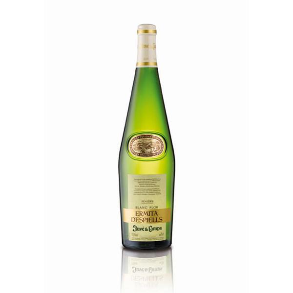Vino blanco Ermita Espiells 75cl ECO