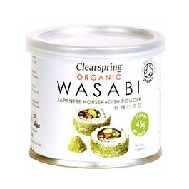 Wasabi bio 25g