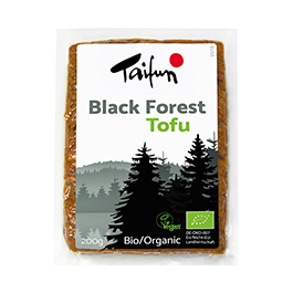 Tofu Black Forest 200g ECO