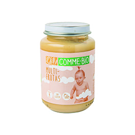 Puré fruites CommeBio 200gr ECO