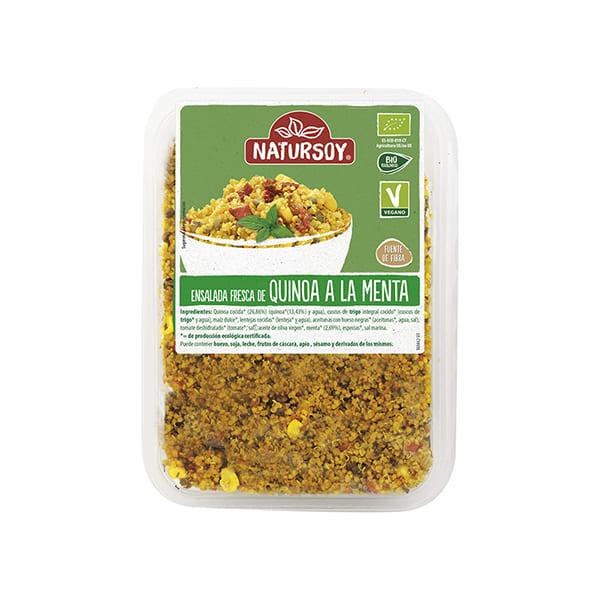 Ensalada de quinoa a la menta 200g