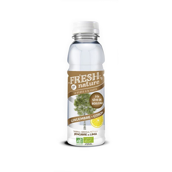Sabia d'abedul i gingebre 330ml ECO