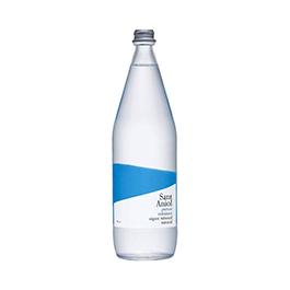 Agua cristal 0,75l