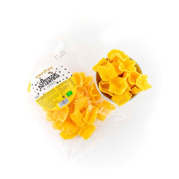 Cortezas de lentejas 65g