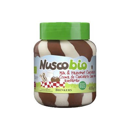 Crema cacao duo 400g ECO