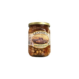 Garbanzos estofados 445g