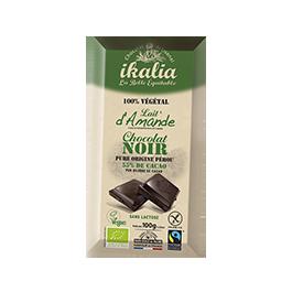 Chocolate con bebida de almendras 100g