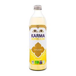 Té Kombucha con jengibre 500ml