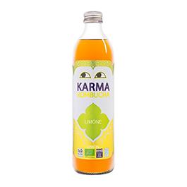 Té Kombucha con limón 500ml