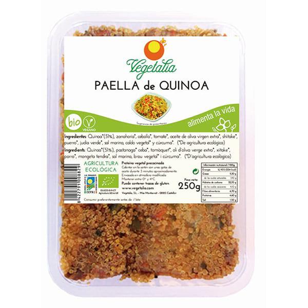Paella de quinoa 250g