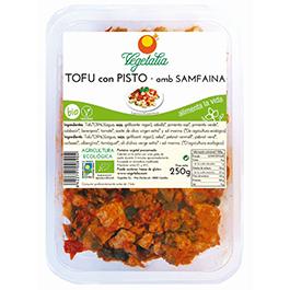 Tofu con pisto 250g ECO