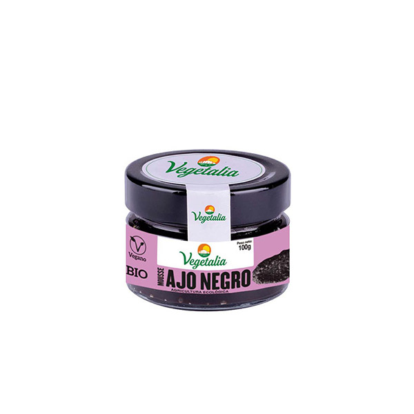 Mousse de ajo negro 100g
