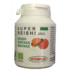 Super Reishi Plus 90 cap. ECO