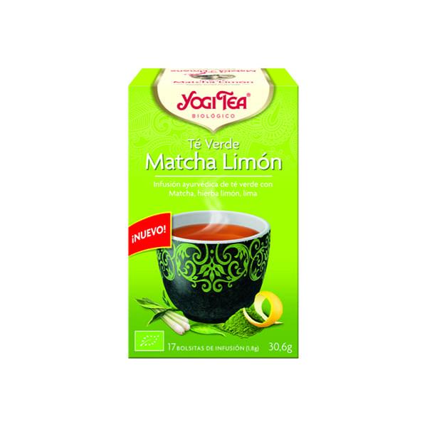 Té verde Matcha c/limón 17b ECO