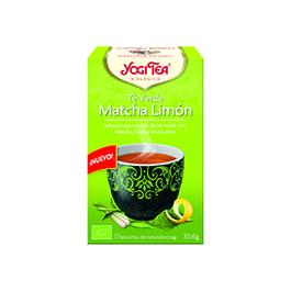 Te verde Matcha c/Limón