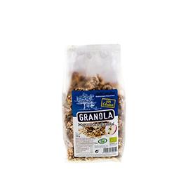 Granola manz.&cane.s/gluten 350g