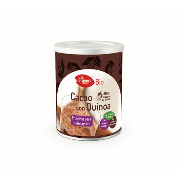 Cacao con quinoa 200g